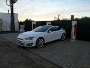 Foto 10 del punto Tesla Supercharger Fátima
