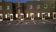 Foto 9 del punto Tesla Supercharger Lleida