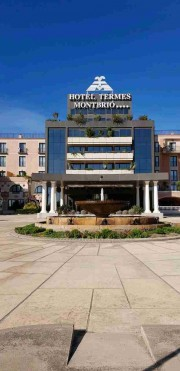 Foto 3 del punto Hotel Termes Montbrio [Tesla DC]