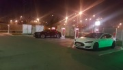 Foto 6 del punto Supercargador Tesla Hotel Novotel Narbonne Francia