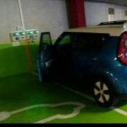 Foto 1 del punto Parking Pastoreta