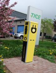 Foto 1 del punto Parking TICE bd