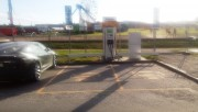 Foto 2 del punto Vattenfall InCharge Snabbladdningsstation