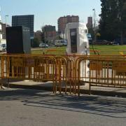 Foto 14 del punto Electrolinera 05 AMB - Montigalà - Badalona