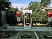Foto 3 del punto Supercargador Tesla Burgos