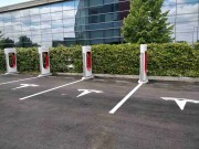 Foto 2 del punto Tesla Supercharger Getafe