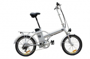 Foto de Booster-bikes Bike Pack Silver