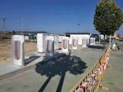 Foto 9 del punto Supercargador Tesla Rivabellosa