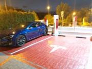 Foto 8 del punto Supercargador Tesla Girona