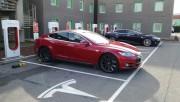 Foto 6 del punto Tesla Supercharger Lleida