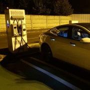 Foto 3 del punto Renovatio e-charge - Kaufland Timisoara