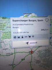 Foto 30 del punto Supercargador Tesla Burgos