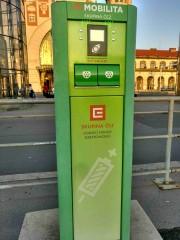 Foto 2 del punto Vinci Park - Hlavní nádraží Praha