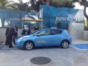 Foto 8 del punto IBIL - Gasolinera Repsol Barcelona