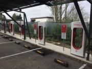 Foto 16 del punto Supercargador Tesla Burgos
