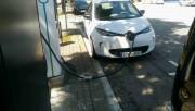 Foto 2 del punto Electrolinera AMB 09 - carrer Arquímedes - Barberà del Vallès