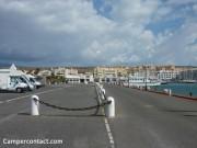 Foto 3 del punto Parking caravanas Almerimar