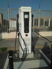 Foto 11 del punto Electrolinera AMB 03 - carrer de la TV3 - Sant Joan Despí