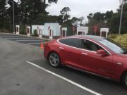 Foto 1 del punto Supercharger Monterey, CA