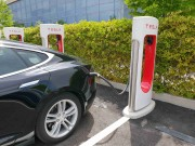 Foto 2 del punto Tesla Supercharger Madrid