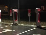 Foto 5 del punto Tesla Supercharger Bembibre