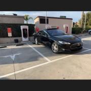 Foto 3 del punto Supercargador Tesla Valencia