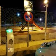 Foto 3 del punto Poliesportiu Municipal Mateu Cañellas (Fenie 0030)