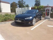 Foto 5 del punto Supercargador Tesla Caldes Malavella