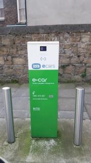 Foto 1 del punto ESB ecars/Dublin/Belmont Avenue/