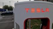 Foto 1 del punto Supercargador Tesla Ariza
