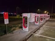 Foto 7 del punto Supercargador Tesla Rivabellosa