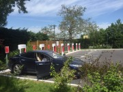 Foto 2 del punto Supercharger Clermont-Ferrand, France