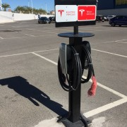 Foto 6 del punto Centro Comercial El Aljub Tesla DC