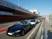 Foto 2 del punto Tesla Circuit de Catalunya