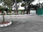 Foto 20 del punto Tesla Supercharger Tordesillas
