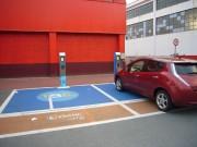 Foto 3 del punto IBIL - Parking Eroski Zarautz