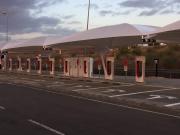 Foto 6 del punto Tesla Supercharger Mérida
