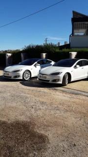 Foto 27 del punto Tesla Supercharger Fátima
