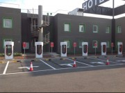 Foto 21 del punto Tesla Supercharger Lleida