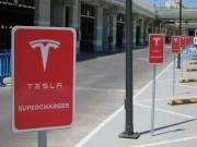 Foto 13 del punto Supercargador Tesla Murcia