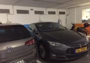 Foto 1 del punto Parking BSM 2053 - Rambla Poblenou