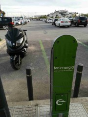 Foto 4 del punto Parking des Gorb-Maderas Ibiza
