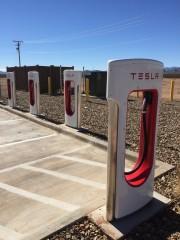 Foto 1 del punto Supercharger Van Horn, TX