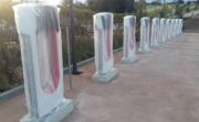 Foto 12 del punto Supercargador Tesla Caldes Malavella
