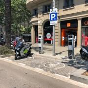 Foto 1 del punto Lateral-Muntanya Diagonal (Travessera Gràcia) - LC047
