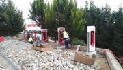 Foto 4 del punto Tesla Supercharger GUARDA