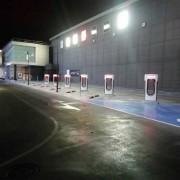 Foto 12 del punto Supercargador Tesla Murcia
