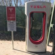 Foto 27 del punto Supercargador Tesla Burgos