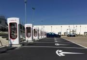 Foto 5 del punto Tesla Supercharger Zaragoza