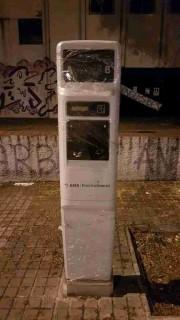 Foto 9 del punto Electrolinera AMB 09 - carrer Arquímedes - Barberà del Vallès